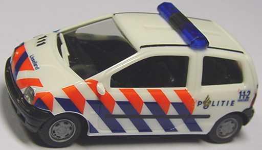 Foto 1:87 Renault Twingo Politie Ijsselland herpa 043908