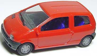 Foto 1:87 Renault Twingo rot herpa 021579