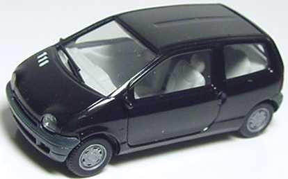 Foto 1:87 Renault Twingo schwarz herpa 021579