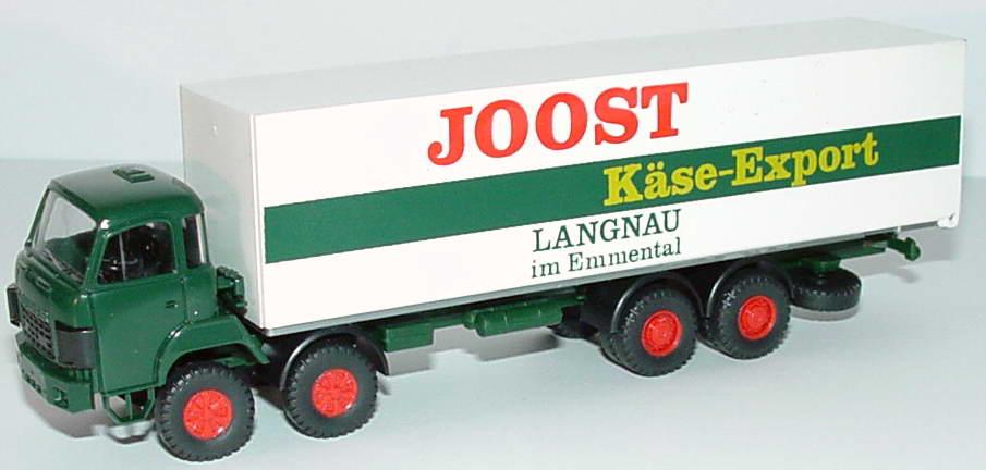 Foto 1:87 Saurer D 290 4a Ko-LKW Joost Käse-Export, Langnau im Emmental Roskopf 402