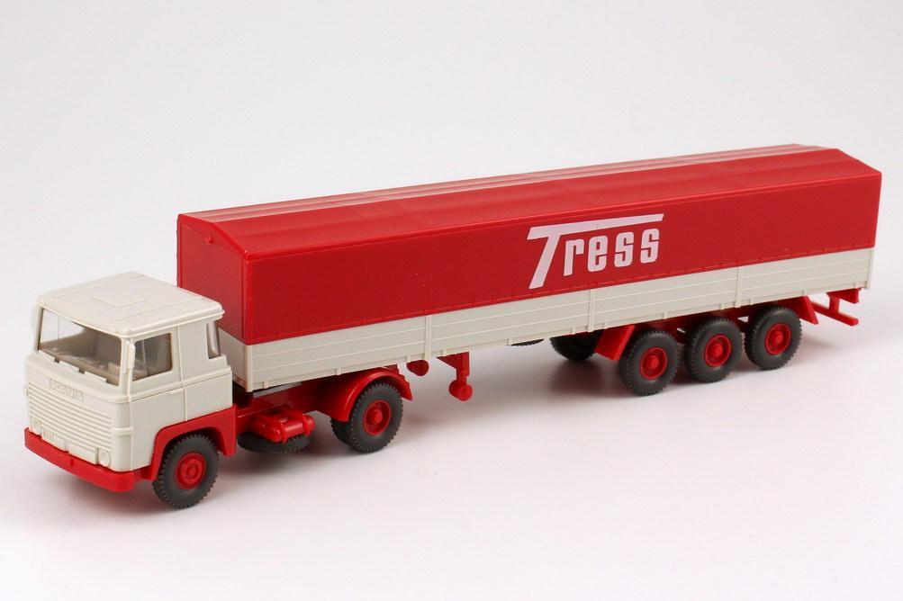 Foto 1:87 Scania R111 PPSzg 2/3 Tress Wiking 533