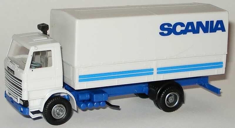 Foto 1:87 Scania R112 (K) 2a PP-Lkw Scania herpa 823290
