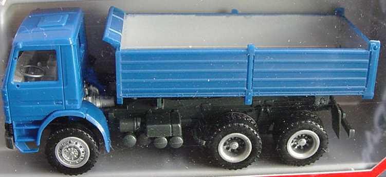 Foto 1:87 Scania R112 (K) 3a Kipper blau herpa 862003