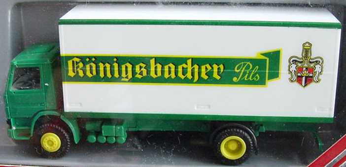 Foto 1:87 Scania R92 (K) 2a GetränkeKo Königsbacher Pils herpa 863001