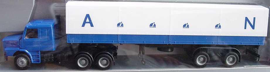Foto 1:87 Scania T142 PPSzg 3/2 Allgon herpa