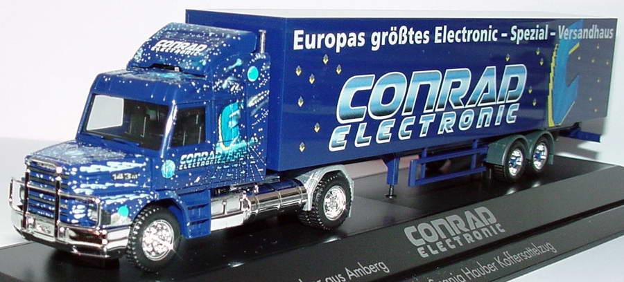 Foto 1:87 Scania T143 Topline Fv KoSzg 2/2 Conrad Electronic - Europas größtes Electronic-Spezial-Versandhaus herpa 242912