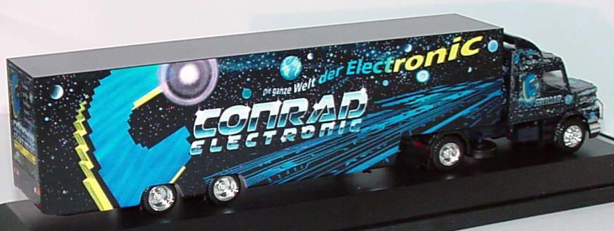 Foto 1:87 Scania T143 Topline Fv KoSzg 2/2 Cv Conrad Electronic - Die ganze Welt der Electronic herpa 186087