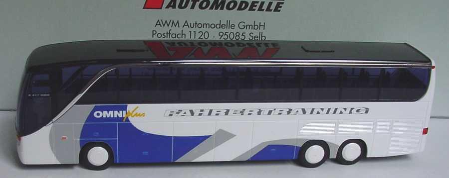 Foto 1:87 Setra S 417 HDH OMNIplus Fahrertraining AMW/AWM