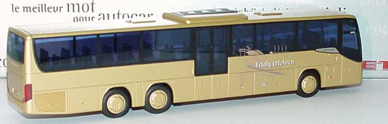 Foto 1:87 Setra S 417 UL Erfolg erfahren (IAA 2006) Werbemodell AMW/AWM 1560