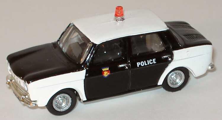 Foto 1:87 Simca 1000 Police Norev 3207414