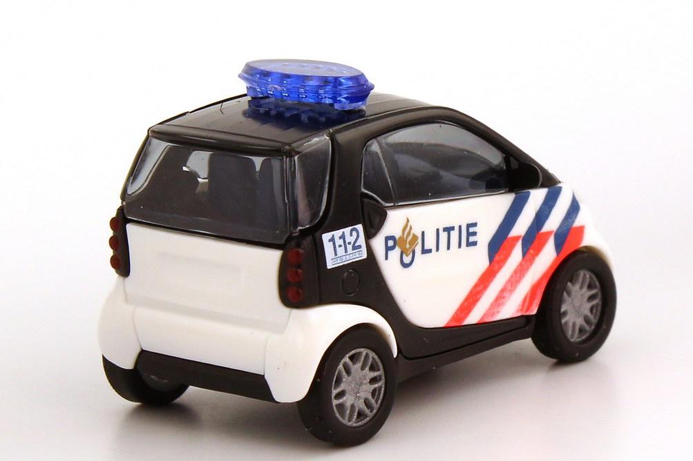 Foto 1:87 Smart City-Coupé Politie Flevoland, Polizei Holland Busch 48904