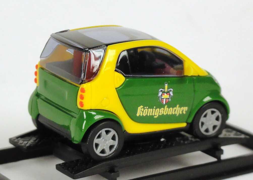Foto 1:87 Smart Fortwo Königsbacher Busch
