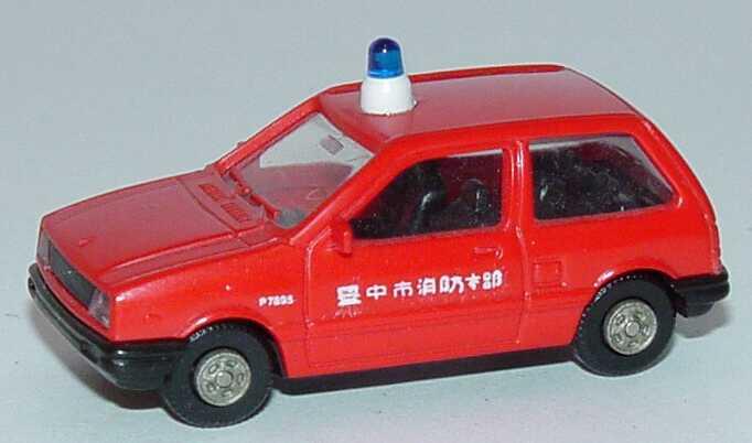 Foto 1:87 Suzuki Swift Feuerwehr Japan Rietze