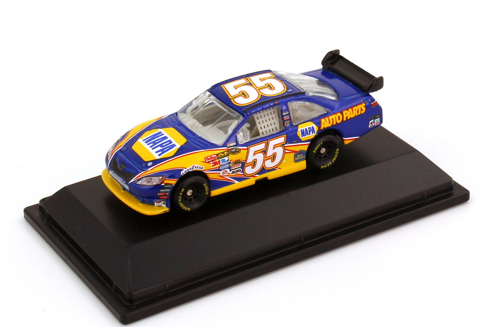 Foto 1:87 Toyota Camry NASCAR 2008 Michael Waltrip Racing, NAPA Auto Parts Nr.55, Michael Waltrip Winners Circle 89913