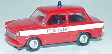 Foto 1:87 Trabant 601S Feuerwehr SES Automodelle