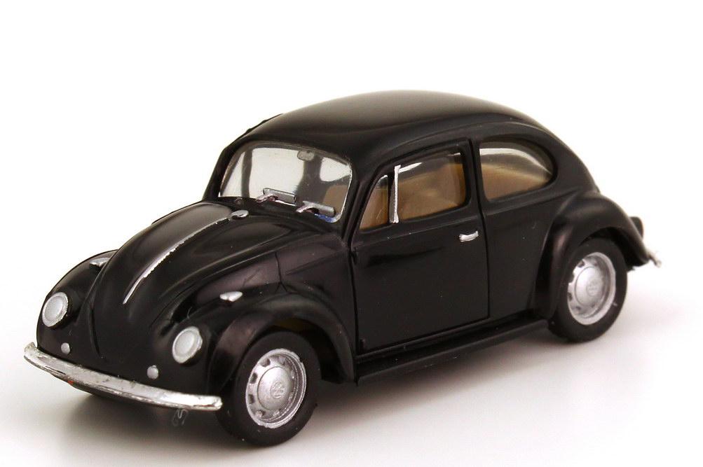 Foto 1:87 VW 1200 Käfer schwarz herpa 022361