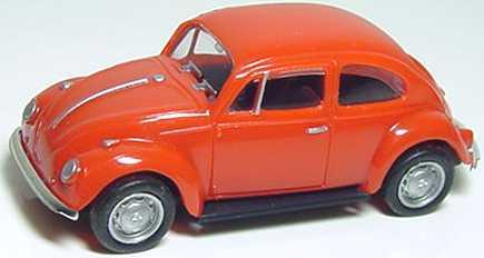 Foto 1:87 VW 1200 rot herpa 022361