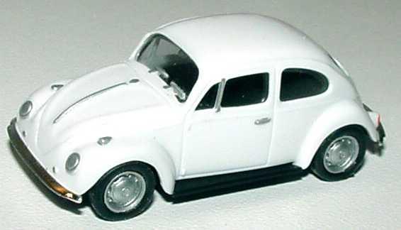 Foto 1:87 VW 1200 weiß herpa 022361