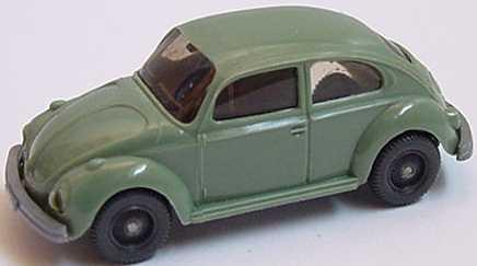Foto 1:87 VW 1300 graugrün (Ladegut) Wiking