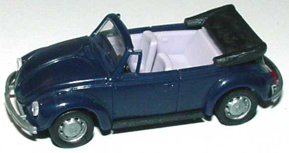 Foto 1:87 VW 1302 Cabrio dunkelblau AMW/AWM 0020