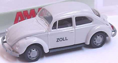 Foto 1:87 VW 1302 Zoll hellgrau AMW/AWM 0025
