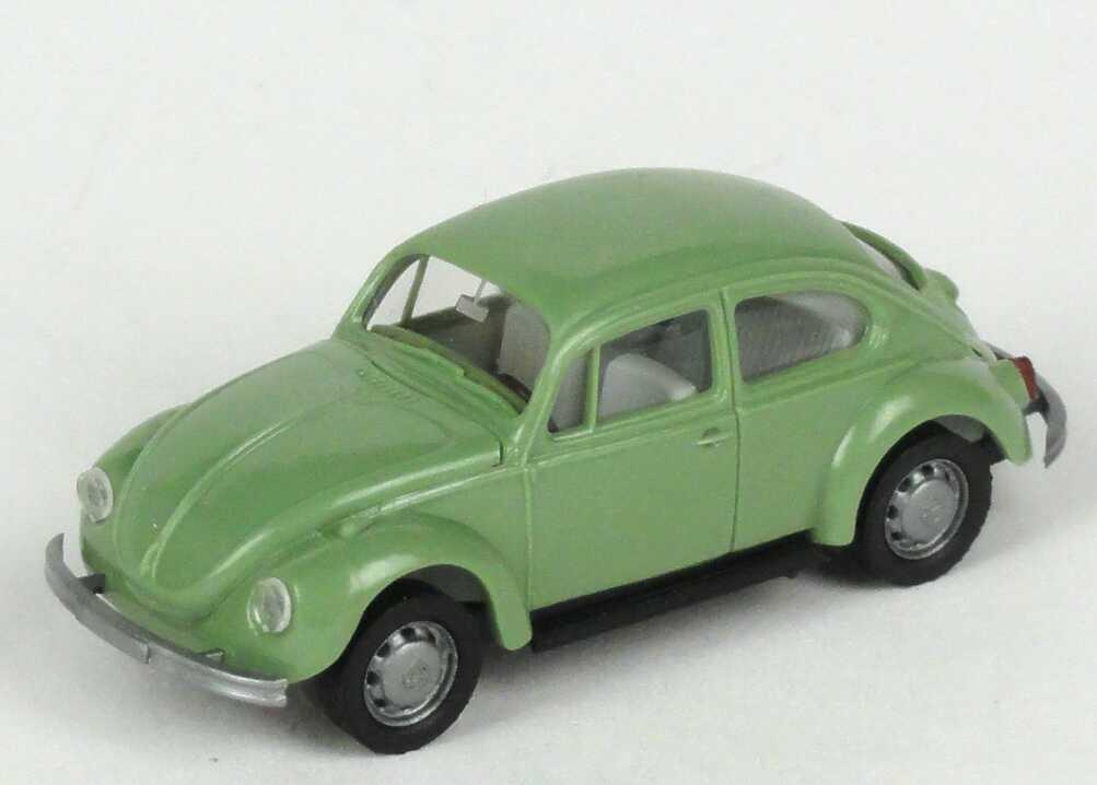 Foto 1:87 VW Käfer 1302 graugrün - AMW- AWM-Automodelle 0010