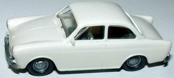 Foto 1:87 VW 1500 2türig altweiß Roco
