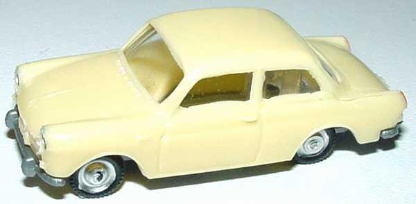 Foto 1:87 VW 1500 2türig cremeweiß EKO