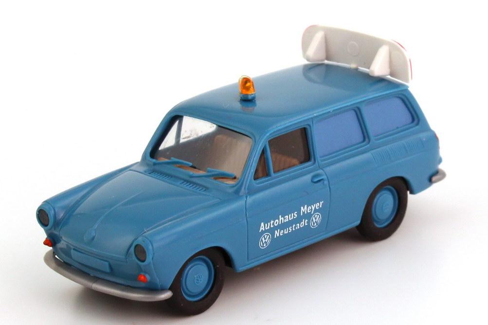 Foto 1:87 VW 1500 Variant Pannendienst Autohaus Meyer, Neustadt Brekina 26515