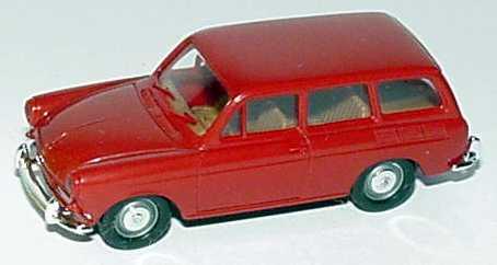 Foto 1:87 VW 1500 Variant altrot Brekina 26500