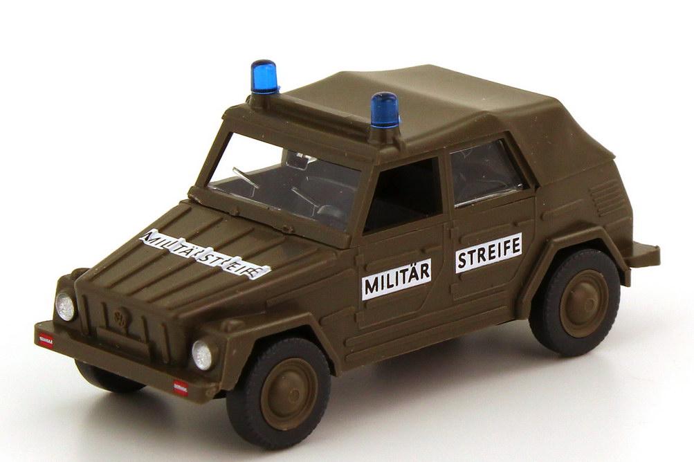 Foto 1:87 VW 181 Österreichisches Bundesheer Militärstreife Wiking 69701