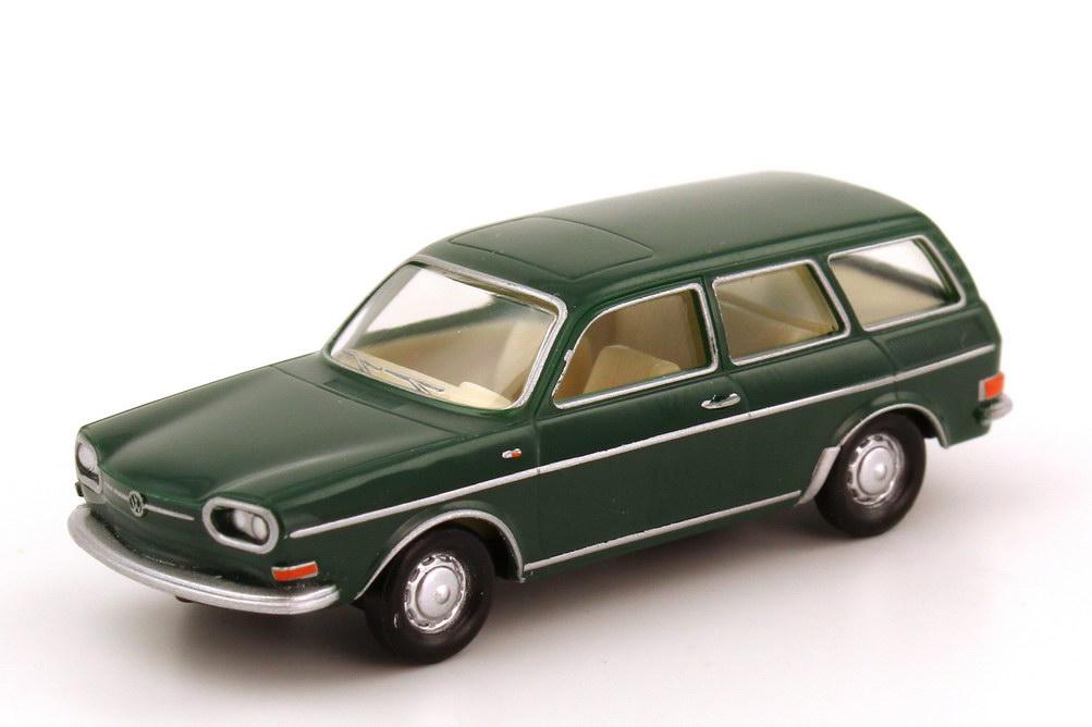 Foto 1:87 VW 411 Variant dunkel-grün Magic 172650