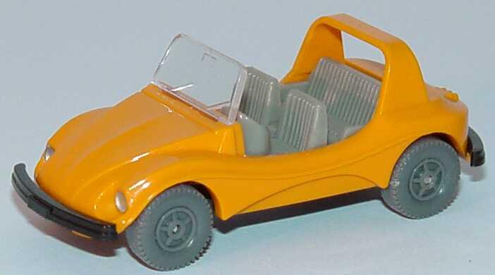 Foto 1:87 VW Buggy orange Wiking