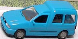 Foto 1:87 VW Caddy Combi türkis Rietze 10840
