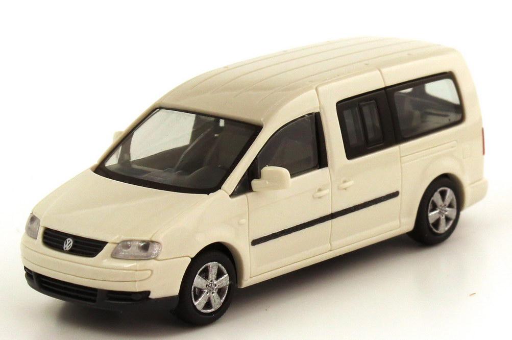 Foto 1:87 VW Caddy III Maxi Life (Typ 2K) candyweiß Rietze 2K3099301F9E