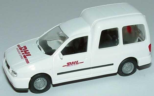 Foto 1:87 VW Caddy II Kombi (Typ 9KV) DHL Rietze 30841