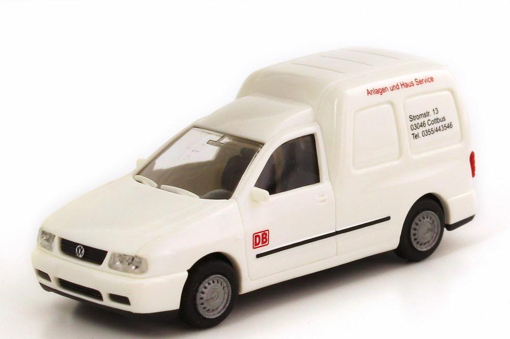 Foto 1:87 VW Caddy II Kasten (Typ 9KV) DB - Anlagen und Haus Service, Cotbus Rietze 30863