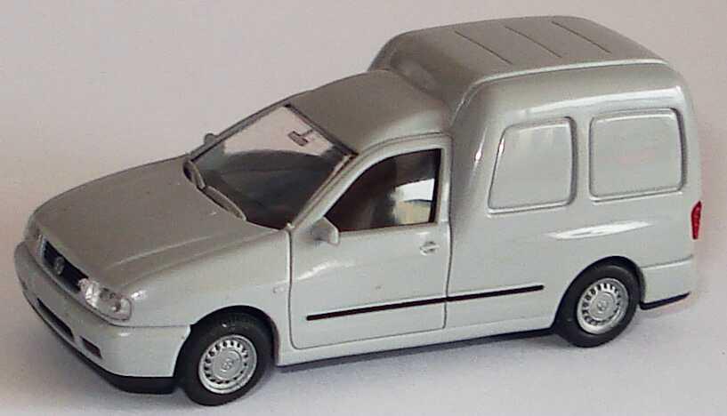 Foto 1:87 VW Caddy Kasten hellgrau Rietze 10850