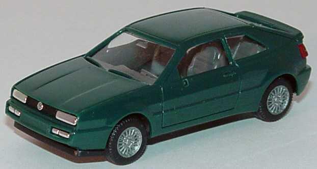 Foto 1:87 VW Corrado dunkelgrün (Bastelware) herpa 2067