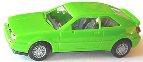 Foto 1:87 VW Corrado lindgrün herpa 020671