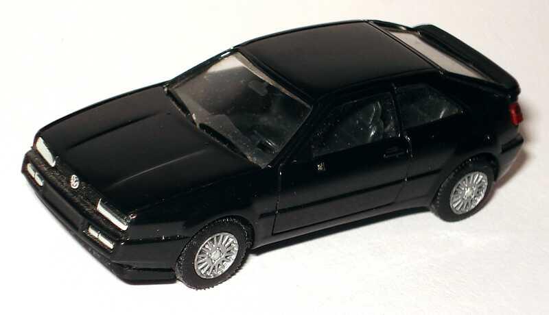 Foto 1:87 VW Corrado schwarz herpa 2067