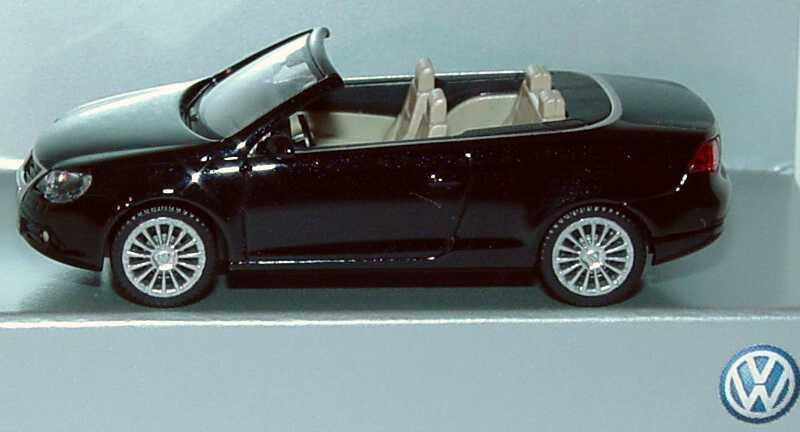 Foto 1:87 VW Eos blackmagicperleffekt Werbemodell Wiking 1F0099301C9X