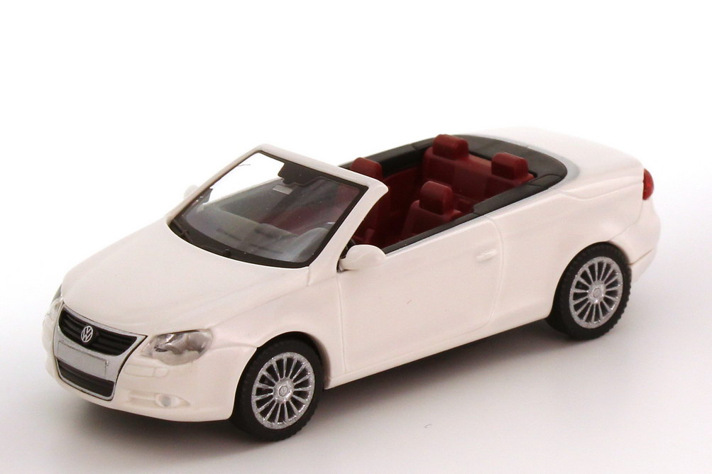 Foto 1:87 VW Eos candy-weiß Wiking 006201