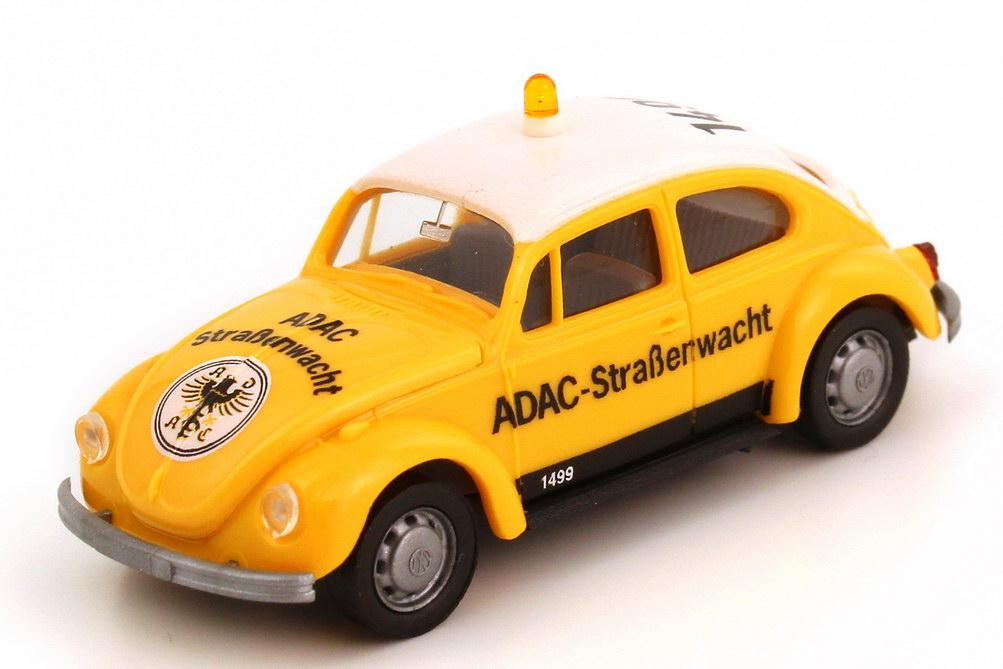 Foto 1:87 VW Käfer 1302 ADAC-Straßenwacht, 1499 AMW/AWM 0014