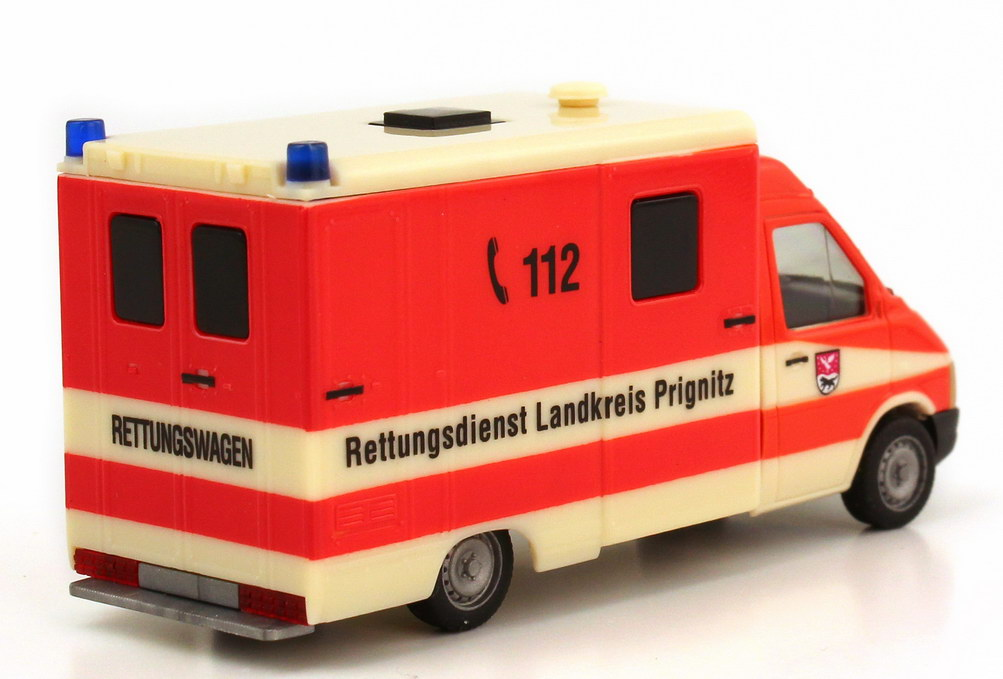 Rettungsdienst Prignitz