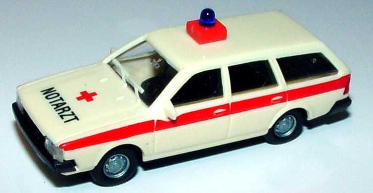 Foto 1:87 VW Passat II Variant Notarzt euromodell