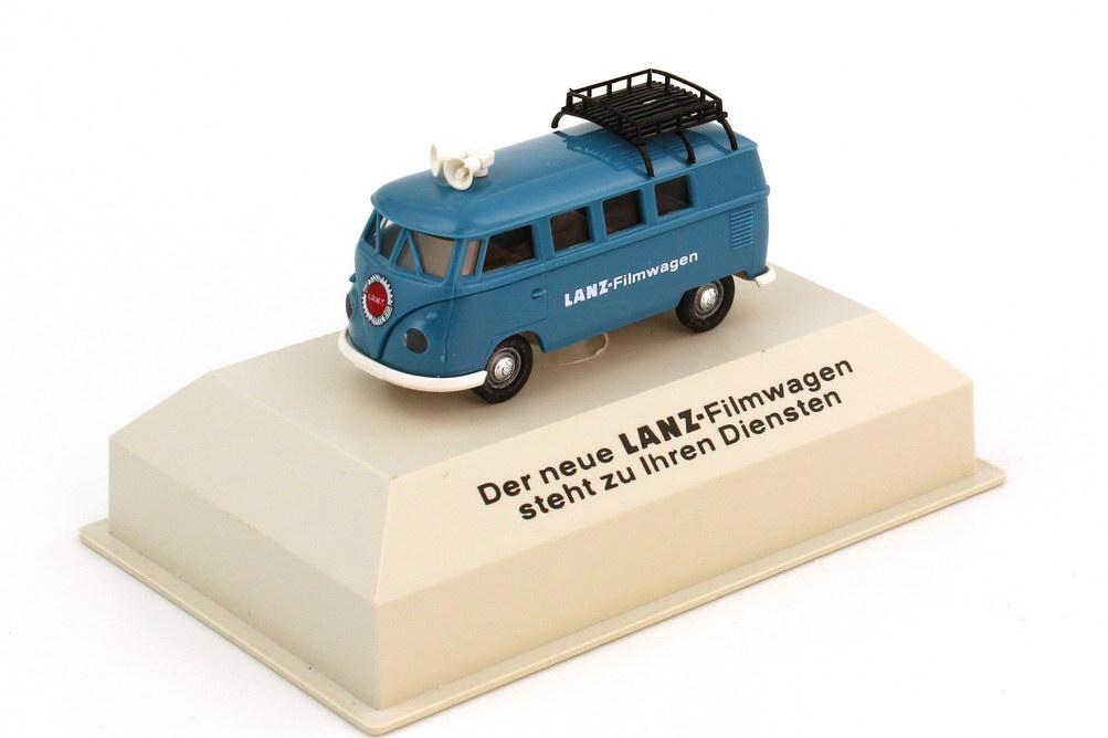 1//87 Brekina # 1177 VW T1 b Großraumpritsche beige 32930