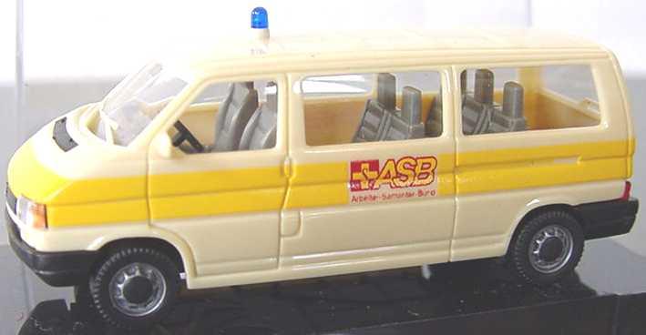 Foto 1:87 VW T4 Bus lang ASB AMW/AWM