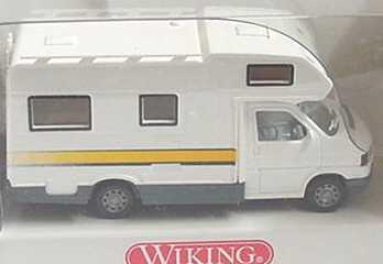 Foto 1:87 VW T4 Karman Gipsy Wohnmobil weiß Wiking 2680127