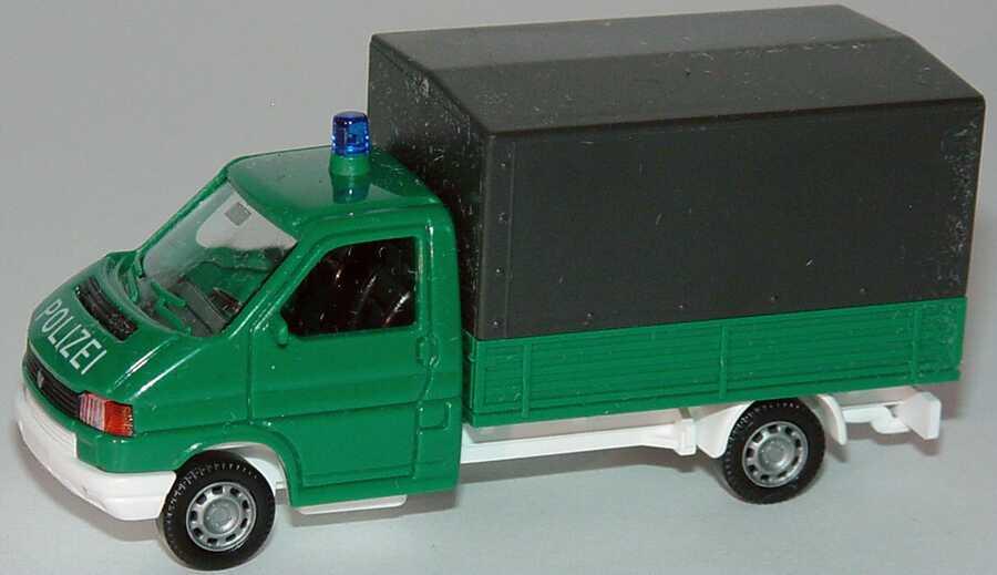 Foto 1:87 VW T4 PP lang Polizei Wiking 99020